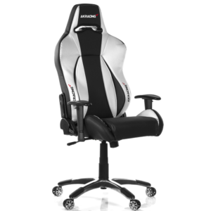 AK Racing Premium Gaming Chair Black & Silver £239.99