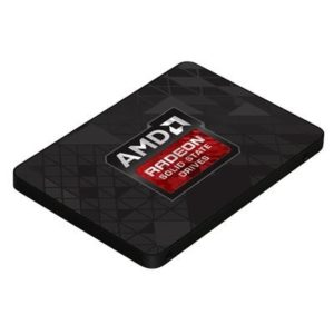 AMD Solid State Drives avialble with 120GB, 240GB, 480GB or 960GB