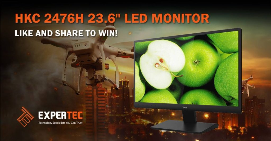 Expertec monitor competition