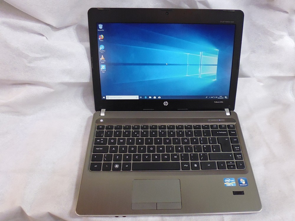 HP Pro book 4330s Core I3-2350 8GB 500GB HDD Windows 10