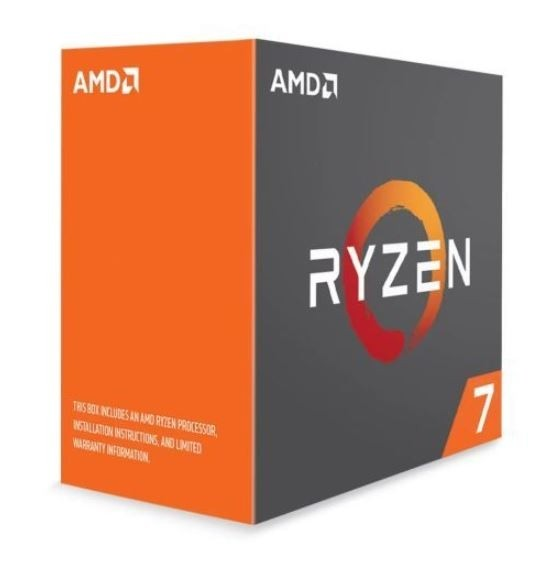 AMD Ryzen 7 3700X CPU with Wraith Prism RGB Cooler 8-Core AM4 3.6GHz 4.4 Turbo 65W 7nm 3rd Gen No Graphics