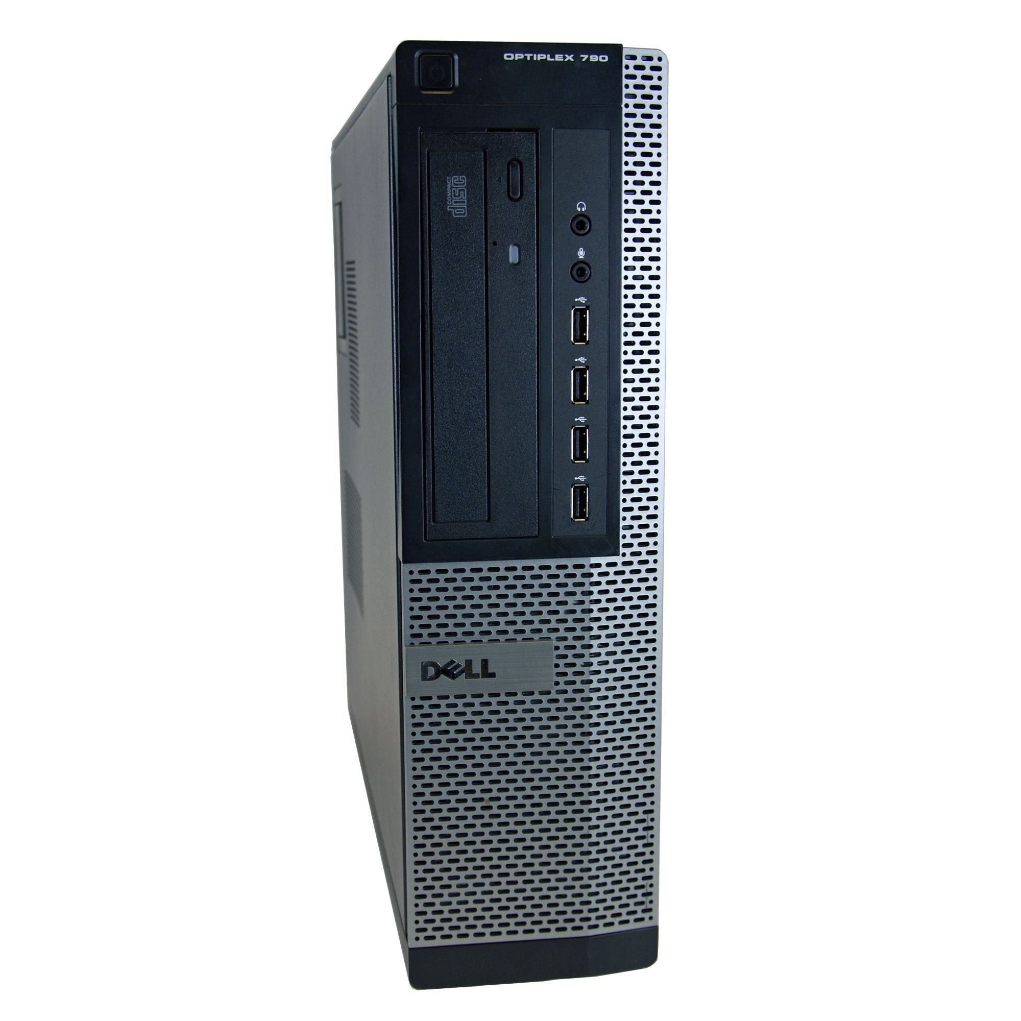 Dell Optiplex 790 DT i3 2100 8GB 5000GB + Windows 10