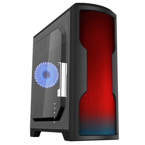 Cheap Quad Core AMD A8 6600K Gaming PC 8GB, 1TB HDD & 120gb SSD, 4GB RX560, WIFI & Win 10