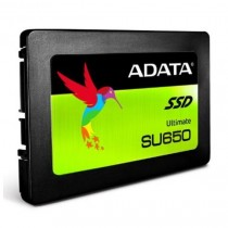 "ADATA 120GB Ultimate SU650 SSD 2.5"" SATA3 7mm 3D NAND R/W 520/320 MB/s 75K IOPS"