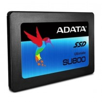 "ADATA 512GB Ultimate SU800 SSD 2.5"" SATA3 7mm (2.5mm Spacer) 3D NAND R/W 560/520 MB/s"