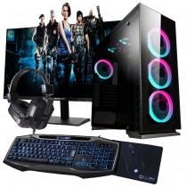 Ryzen 9 3900X Gaming PC Bundle 16GB RAM GTX1650 Graphics Card 240GB SSD - Windows 10