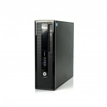 HP ProDesk 400 G1 SFF Intel Core i5 4590 3.30Ghz 8GB DDR3 500gb HDD SSD Win10