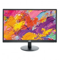 "AOC E2470SWH 23.6"" HD Widescreen Monitor DVI VGA HDMI 1ms"