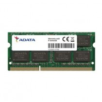 ADATA 8GB DDR3L 1600MHz (PC3-12800) CL11 SODIMM Memory *Low Voltage 1.35V*