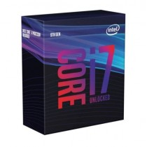 Intel Core i7-9700K CPU 1151 3.6 GHz (4.9 Turbo) 8-Core 95W 14nm 12MB Overclockable NO HEATSINK/FAN Coffee Lake Refresh
