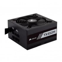 Corsair 850W Enthusiast TX-M Series TX850M PSU Rifle Bearing Fan Semi-Modular 80+ Gold