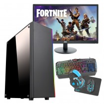 Cheap Core i5 FORTNITE GAMING BUNDLE 8GB RAM 4GB GTX1650 1TB Windows 10