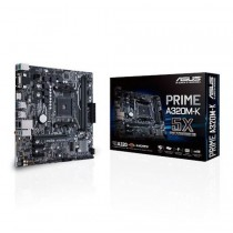 Asus PRIME A320M-K AMD A320 AM4 Micro ATX 2 DDR4 VGA HDMI RAID LED Lighting M.2