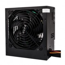 Pulse 500W PSU ATX 12V Active PFC 2 x SATA 120mm Silent Fan Black Casing