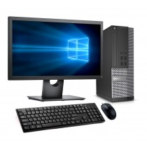 Dell OptiPlex 7020 PC Bundle Intel Pentium 16GB RAM 160GB HDD SFF Win 10 – Customisable