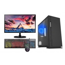 Core i3 8100 Coffee Lake 8th Gen PC 8GB DDR4 1TB Win 10 Configurable Bundle