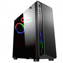 Quad Core AMD A8 9600 Gaming PC Tower With WIFI & 8GB 1TB HDD + 1GB Graphics