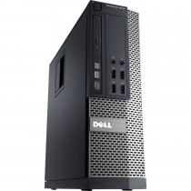 Dell Optiplex 7010 Core i5 3450 4GB, 320GB Hard Drive, SFF PC, Windows 10  - Customisable