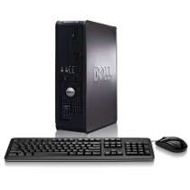 Dell Optiplex (SFF) Core 2 Duo 4GB 500GB + Windows 7 Pro