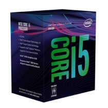 Intel Core i5-8400 CPU 1151 2.8 GHz (4.0 Turbo) 6-Core 65W 14nm 9MB Cache UHD GFX Coffee Lake
