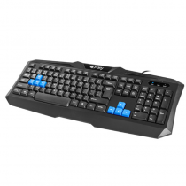 Fury Typhoon Gaming Combo Set (mouse, keyboard)