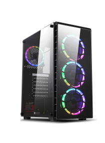 Core i5 Raider Gaming PC Computer Wifi 500GB HDD 8GB RAM 2GB GT1030 Graphics - Windows 10