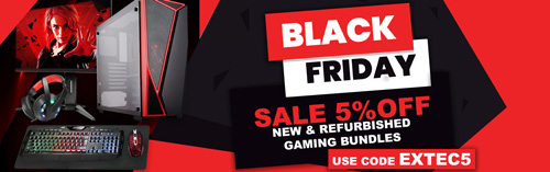 Black Friday 5% Off